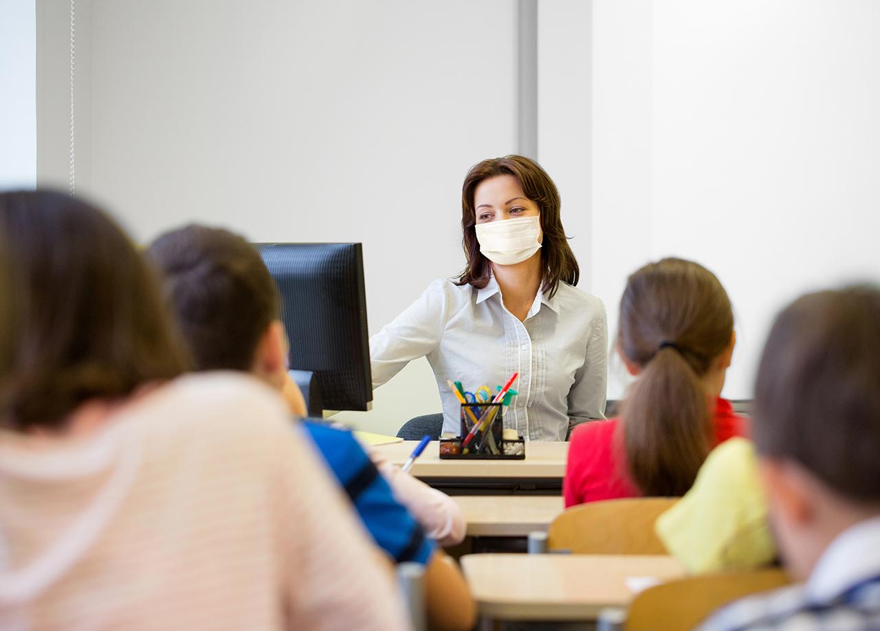 insegnanti, scuola, coronavirus, contagi da covid-19, classe, quarantena