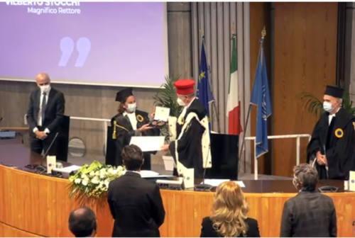Il ministro Lamorgese a Urbino: «Spero non si arrivi a drastiche chiusure, serve responsabilità»