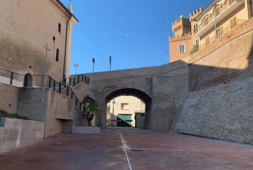 Terminata l'area dedicata a san Giovanni Paolo II, patrono di Trecastelli