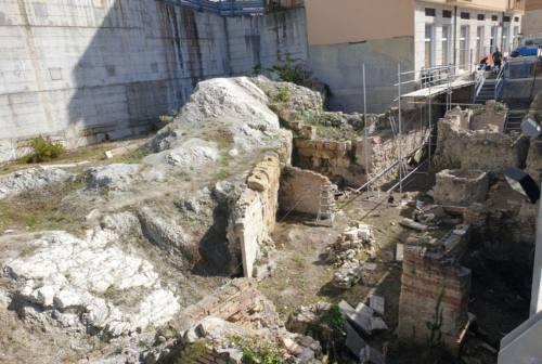 Ancona, iniziata la messa in sicurezza del porto traianeo – FOTO