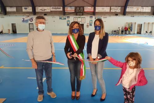 PalaLiuti a Castelferretti: nuova pavimentazione da 81 mila euro