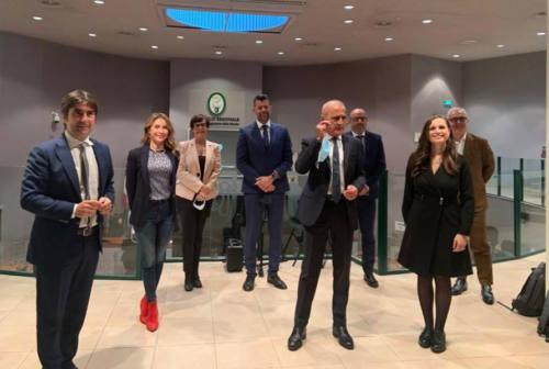 Marche, Mangialardi eletto capogruppo del Partito Democratico