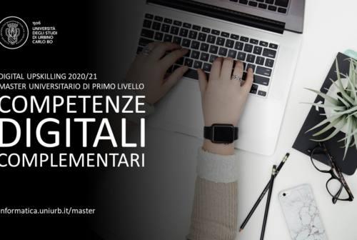 Master in competenze digitali complementari, la nuova proposta di Uniurb