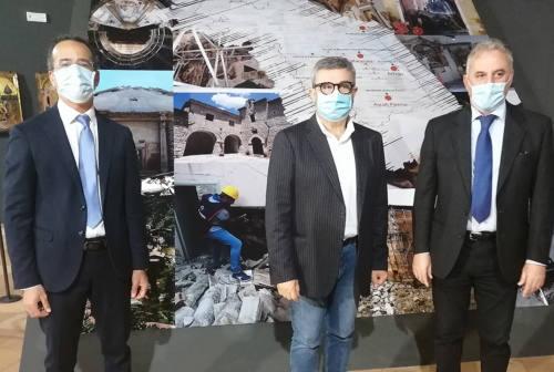 """Apre a Senigallia la mostra dei tesori danneggiati dal sisma """"Rinascimento Marchigiano"""""""