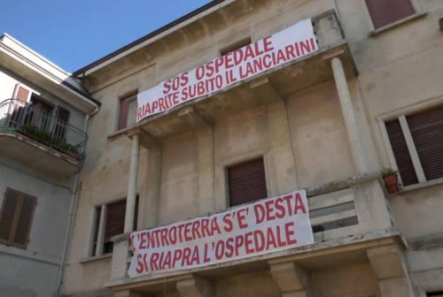 Sassocorvaro, la battaglia di una vallata per l'ospedale Lanciarini – VIDEO