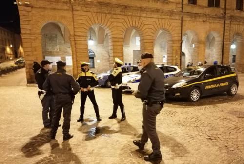 Osimo, operazioni di controllo della Polizia e della Guardia di finanza nel weekend