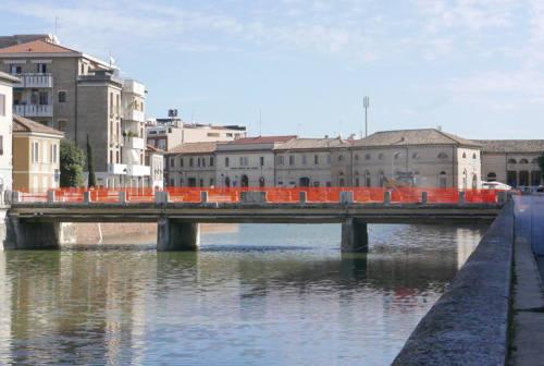 Proseguono serrati i lavori su Ponte II Giugno a Senigallia