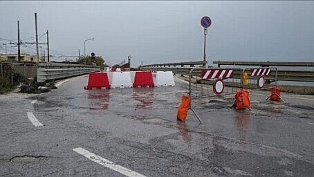 Fondi sovracomunali per ricostruire il ponte sul fosso Rubiano a Montemarciano