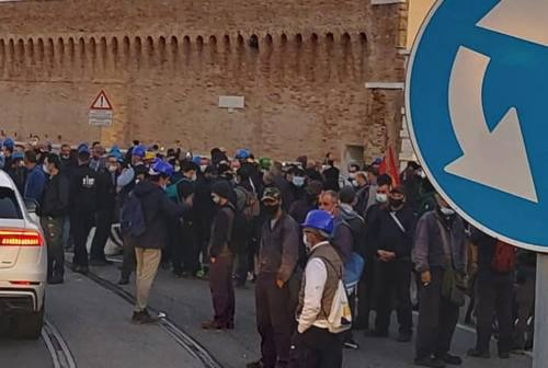 Ancona, Fincantieri sciopera. Beldomenico (Fiom): «La sicurezza al primo posto»