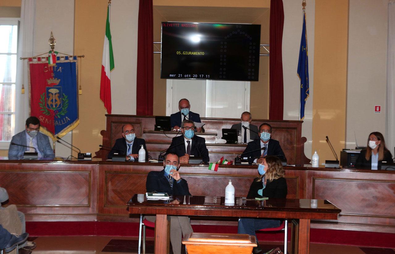 primo consiglio comunale