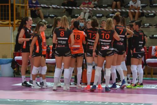 Volley, la CBF Balducci non spezza il Cuore di Mamma