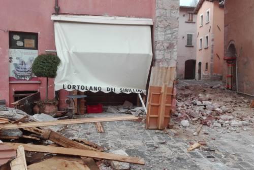 Visso, quattro anni dopo il sisma. La storia di Stefano: «Per me qui c'è tutto»