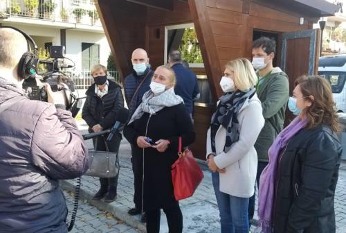 Loreto, inaugurate due nuove casette dell'acqua