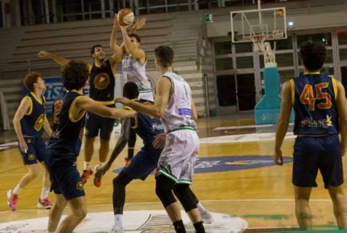Basket, parte bene il Campetto Ancona e piega il Giulianova