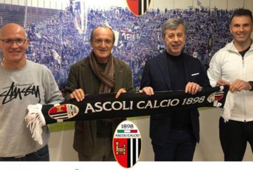 Delio Rossi è il nuovo allenatore dell'Ascoli