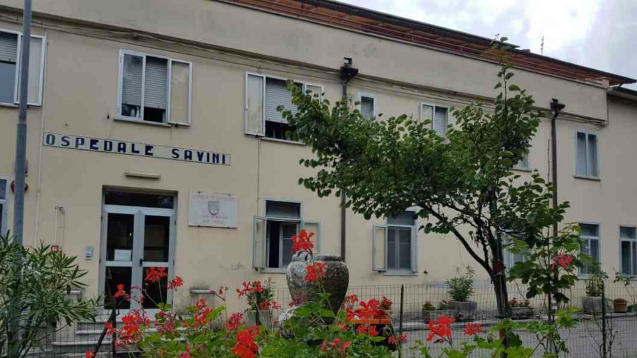 Casa di risposo Cantiano (ex ospedale Savini)