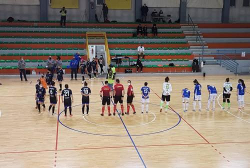 Futsal femminile, il Città di Falconara  vince e blinda il primato in classifica
