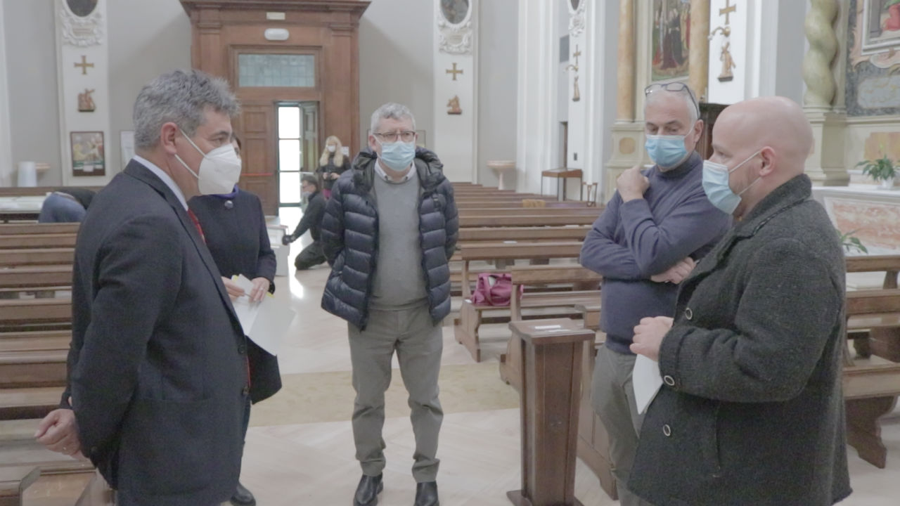 La collaborazione tra il Comune di Fano e Opificio della Pietra Dura