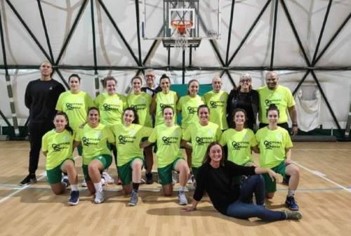 Basket femminile, il Cus Ancona Basket spera nell'inizio del proprio campionato