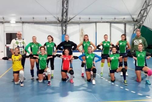 Il Cus Ancona Volley ospite del campionissimo italiano Samuele Papi