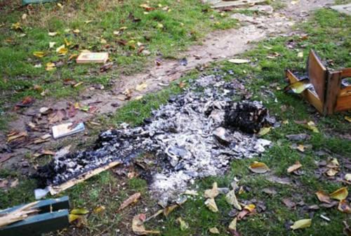 Fano, devastazione a Sant'Orso. La denuncia di Lega e M5S contro l'amministrazione: «Inutile arrabbiarsi dopo»