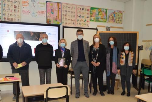 Fabriano: il Rotary rafforza la didattica delle scuole