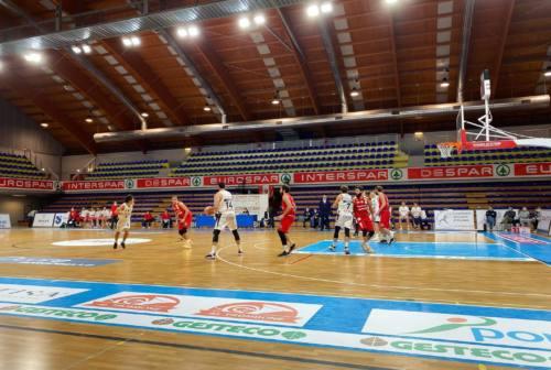 Esordio amaro per la Goldengas: a Udine vince la Gesteco Cividale