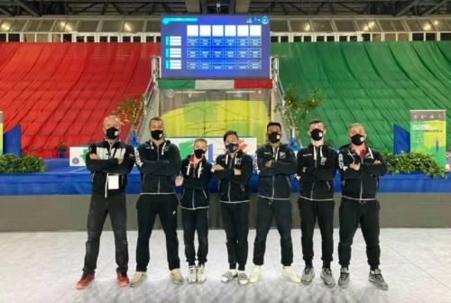 La Ginnastica Giovanile Ancona conquista il terzo posto nelle Final Six