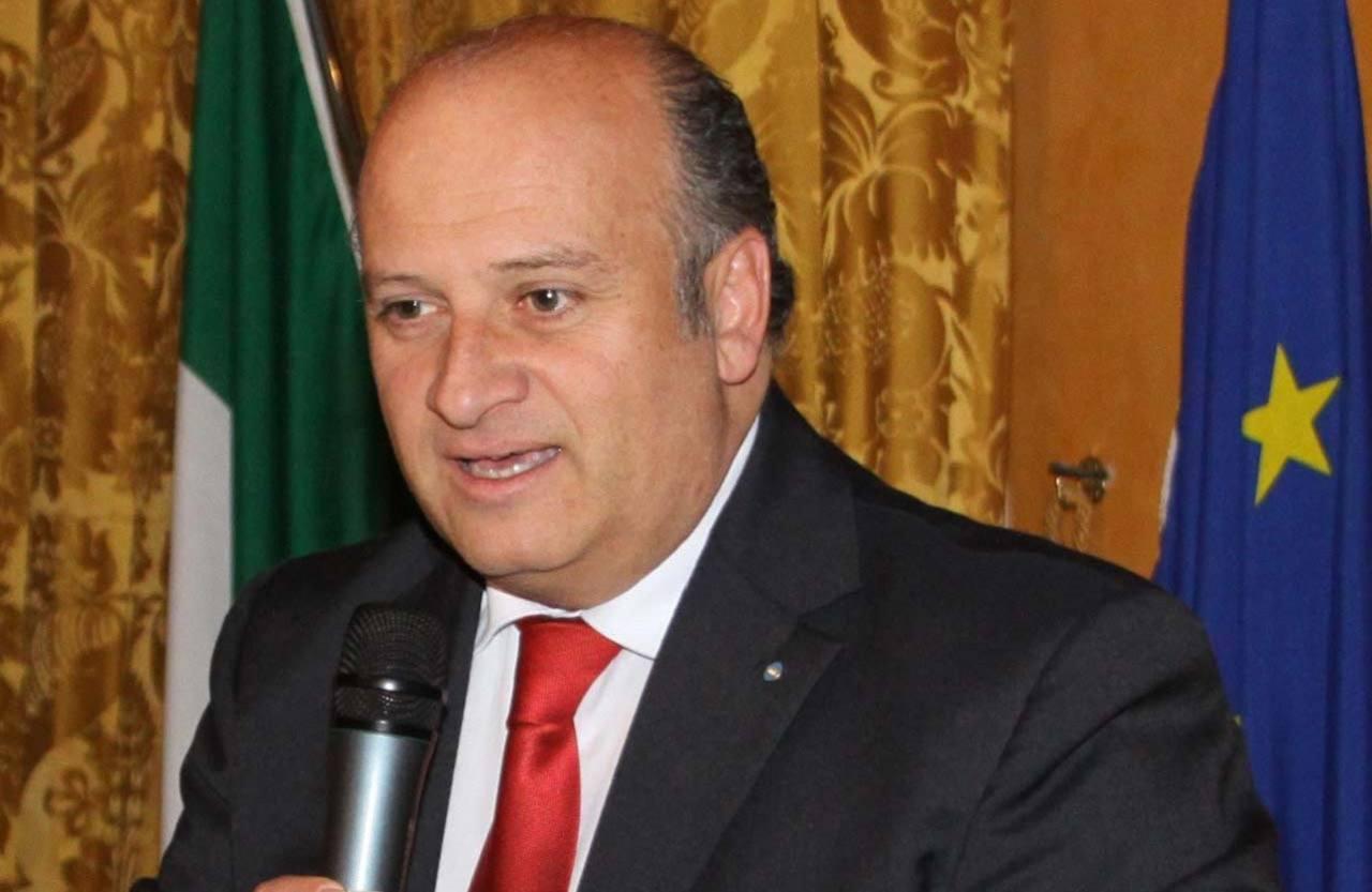 Gino Sabatini - Presidente Camera di Commercia
