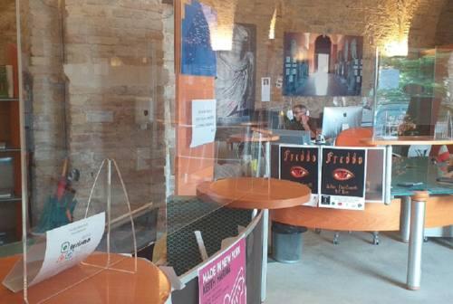 Osimo, chiuse le grotte: tante le presenze nonostante il periodo difficile