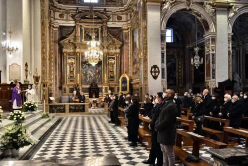 Il commosso addio di Fabriano ad Andrea Merloni