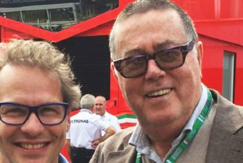 Fano, addio al giornalista Nestore Morosini, storica voce dello sport nazionale