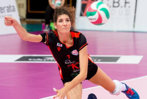 Volley, la CBF Balducci vince anche contro San Giovanni in Marignano