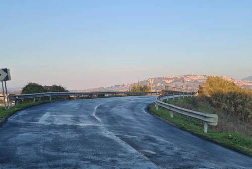 Osimo, al via gli asfalti: intervento sul ponte della Sbrozzola