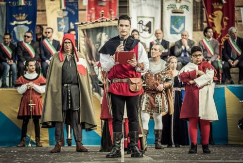 Jesi, Natale digitale con l'Ente Palio di San Floriano