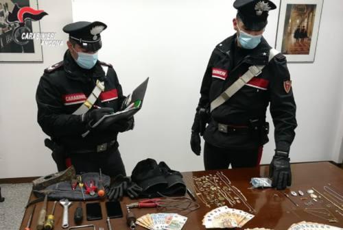 Furti nelle abitazioni della Valmusone: quattro arresti dopo un inseguimento
