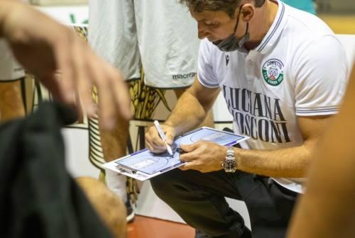Campetto Basket, coach Rajola: «Vittoria importantissima, ora testa su Jesi»