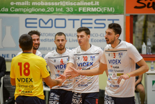 Nel weekend il volley marchigiano di serie A fa festa