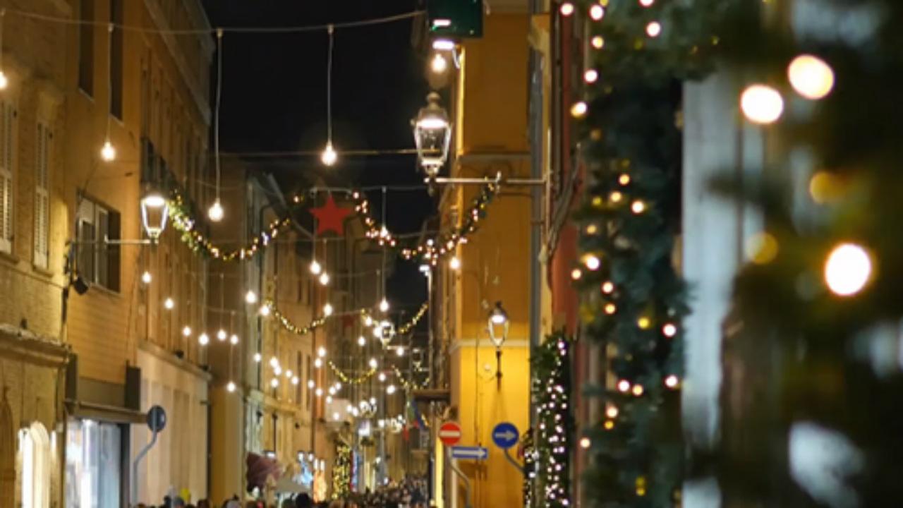 Allestimenti di Natale a Fano