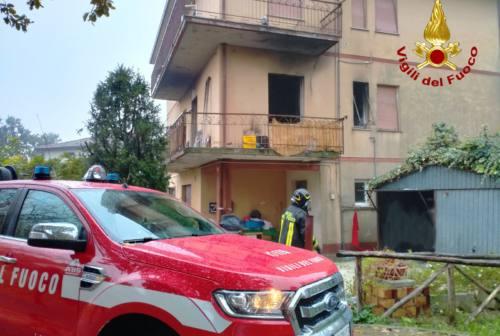 Belvedere Ostrense: scoppia la bombola di gpl, fiamme e paura in un'abitazione