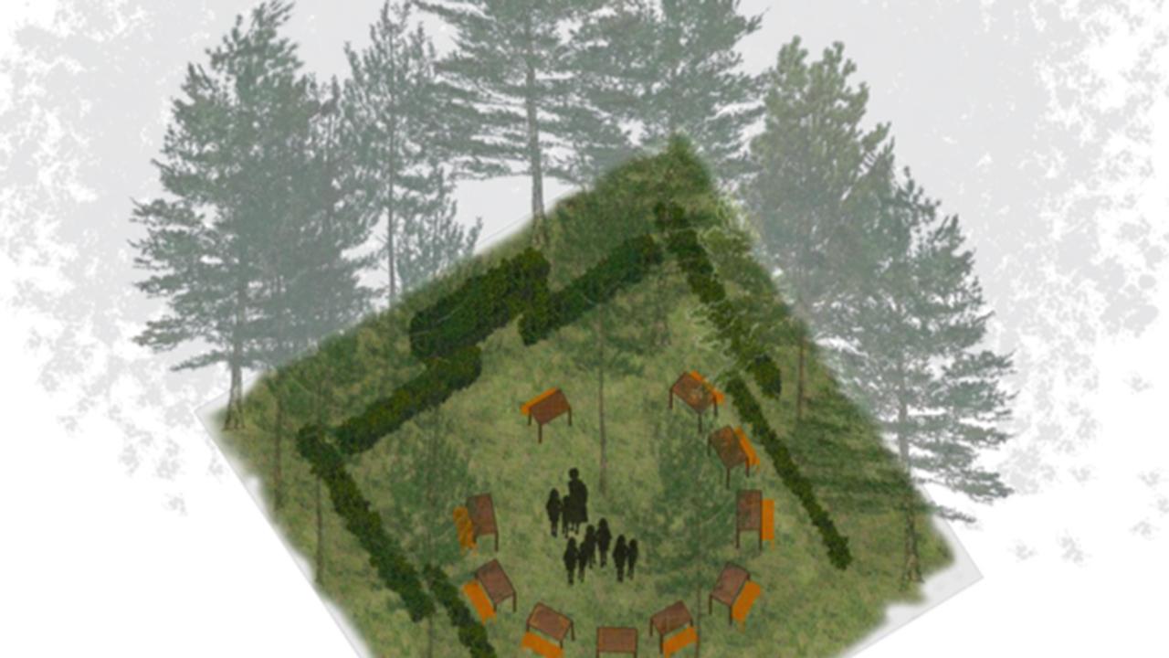 Labirinti, zone relax e spazi per la didattica nel verde: Corinaldo dà il via al progetto Bio.Ma.