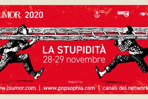 Il festival dell'Umorismo Biumor torna a Tolentino: ecco il programma e gli ospiti