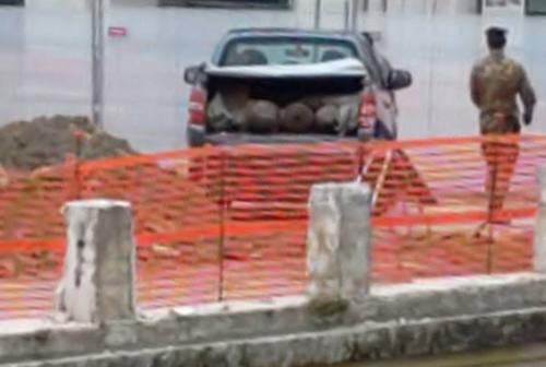 Senigallia, rimossi dal cantiere di ponte II Giugno ben 11 ordigni bellici