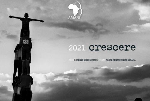 Le fotografie di Lorenzo Cicconi Massi nel calendario Amani 2021