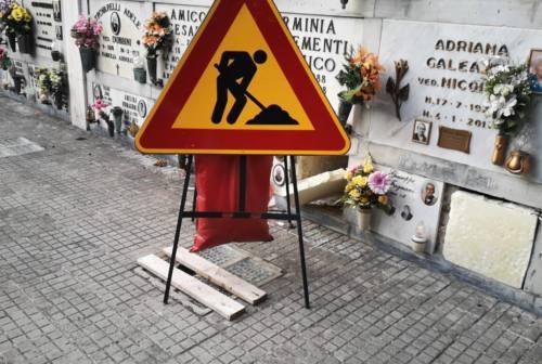 Ancona, M5S: «Degrado nei cimiteri». Foresi: «900mila euro per la manutenzione»