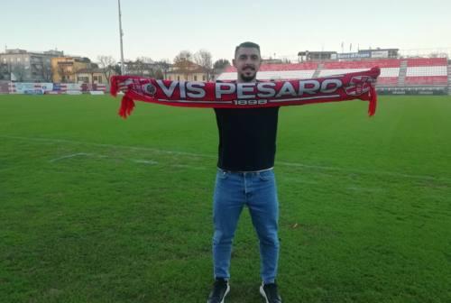 Calcio, nuovo arrivo in casa Vis Pesaro. Ufficiale Di Paola