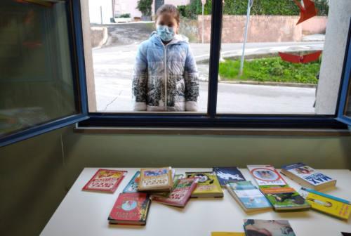 Biblioteca di pace di Monsano, una finestra aperta sulla fantasia