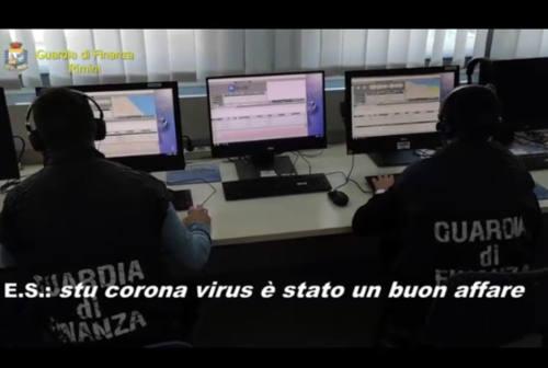 Pesaro, le mani della criminalità su una ditta di sanificazione. «Sto coronavirus è un buon affare»