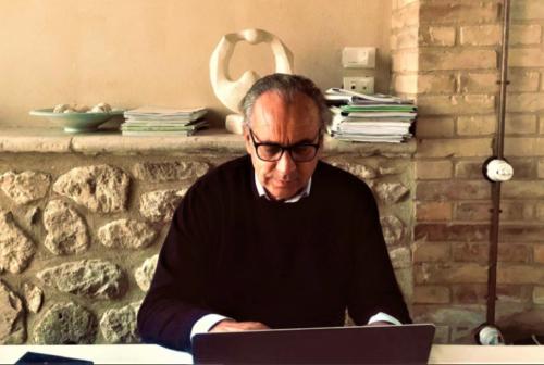 Tampone negativo per il Commissario alla ricostruzione Giovanni Legnini