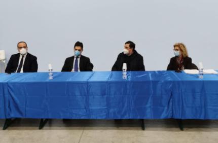 Riconversione ospedale di Camerino, Acquaroli ai sindaci: «Una scelta tecnica, la politica rimanga fuori»